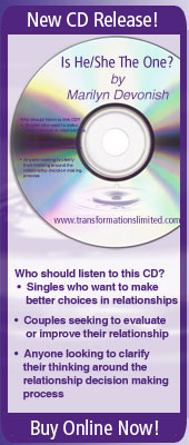 Is He/She The One? Audio CD