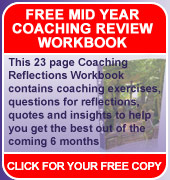 FREE Mid Year Coaching Review Workbook