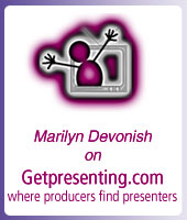 Marilyn Devonish on GetPresenting.com - Where Producers find Presenters