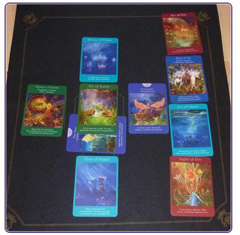 Angel Tarot Card Readings